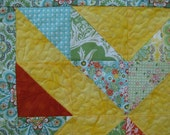 Wall Hanging - Half Square Triangle