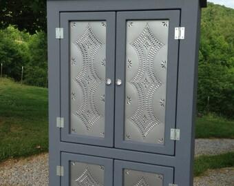 Sideboard, Pie Safe, Buffet, Pantry Storage, Storage Ideas, Storage Cabinet, Vintage Furniture