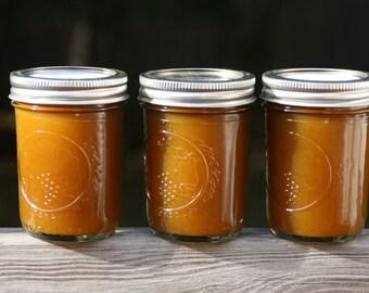 Organic Pumpkin Maple Butter - 8 oz.