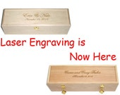 Custom Laser Engraving- Personalization for your Box