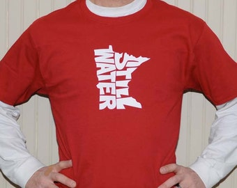 "MN City T Shirts ""Stillwater"""