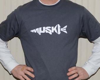 Muskie T Shirt