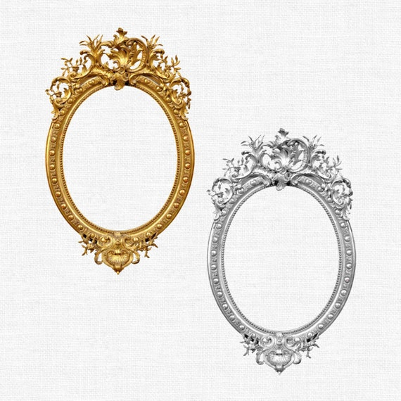 Amazoncom victorian picture frame