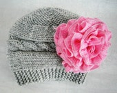 Baby Girl Hats Newborn Hats Baby Girl Knit Hats, Baby Hats Knit Infant Hats, Baby Knit Hat, Newborn Photo Prop Hats