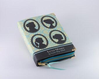 Little Women Book Clutch