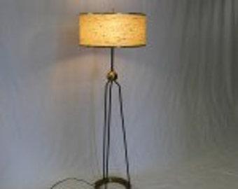 Mid Century Modern Walter Von Nessen Floor lamp