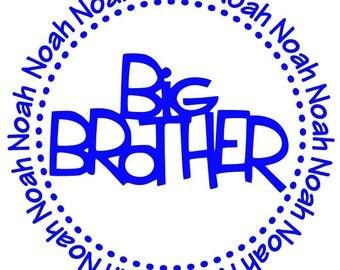 Big Sibling Shirt