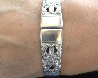 Coronation 1936  Silverware Bracelet