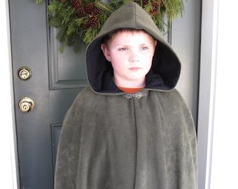 Fleece Cloak size 14