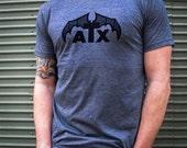 ATX Austin Bat Wing Unisex Shirt
