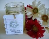 Organic Acne Scarring Repair Calendula Salve -   2 Ounces - Freshly homemade once you order