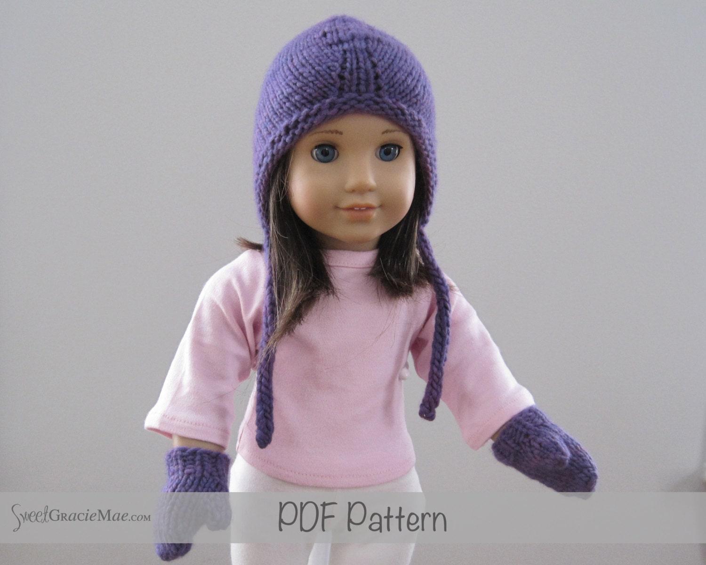 American girl knitting patterns sydney pdf hat pattern for zoom bankloansurffo Gallery