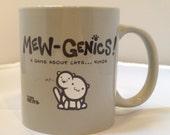MewGenics Coffee Mug signed by Team Meat