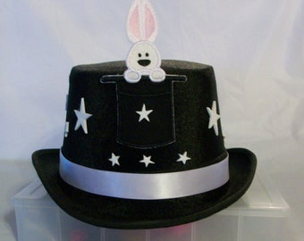 Popular Items For Magician Hat On Etsy