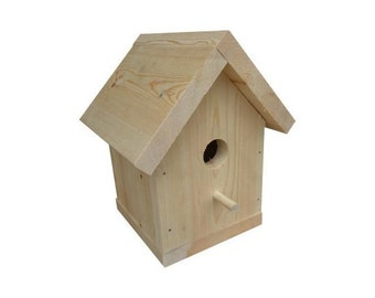 Large Traditional Bird House Kit
