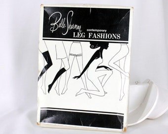 Vintage Stockings Belle Sharmeer Set of 4