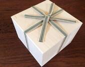 Tomobako Handmade Presentation Box - GriggFineWoodwork