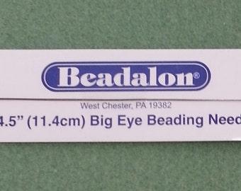 Big Eye Needle 4.5 inches