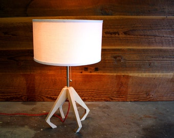 Mid Century Table Lamp // Modern Lighting // FREE SHIPPING