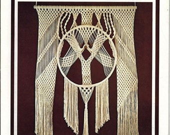 Magnificence in  Macrame Pattern Book PP-13