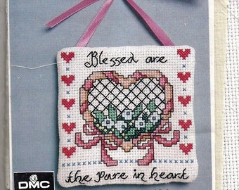 Heart Stealers Counted Cross Stitch KIT Guideposts Associates