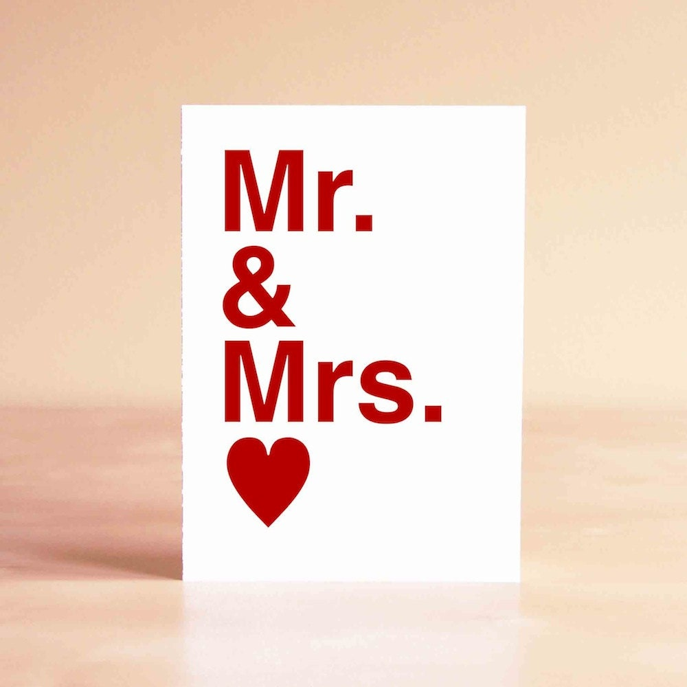 Wedding Present Gift Card : Wedding Card Wedding Gift Wedding Shower Engagement Card