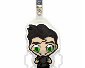 Bolin Chibi Badge