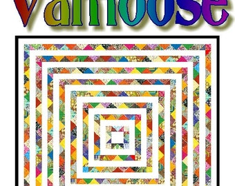 VAMOOSE - Quilt-Addicts Patchwork Quilt Pattern