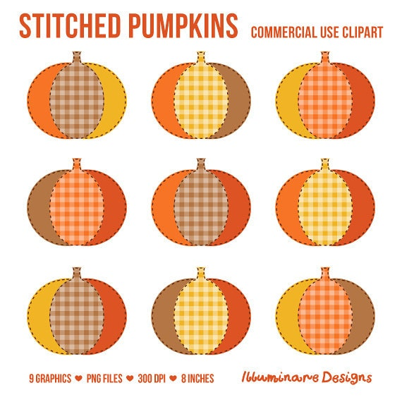 Displaying (19) Gallery Images For Cute Pumpkins Clipart...