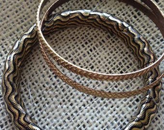 Vintage Bundle of Bracelets