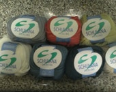 Schulana Filolino in 5 colors- 10 balls per bag