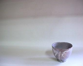 Ash glazed bowl 3459, wood fired
