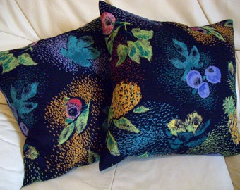Decorative Pillows With Washable Covers : Washable chair cover Etsy