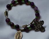 1 Decade Rosary Bracelet