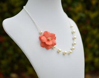 Coral Garden Rose garden roses | etsy