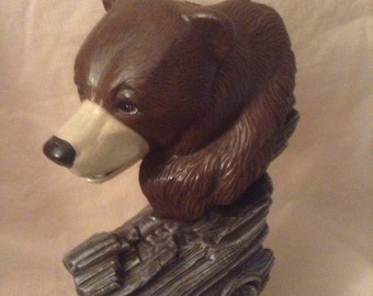 Driftwood Grizzly Bear