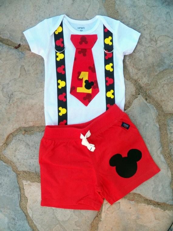 Ropa de Mickey Mouse bebés - Imagui