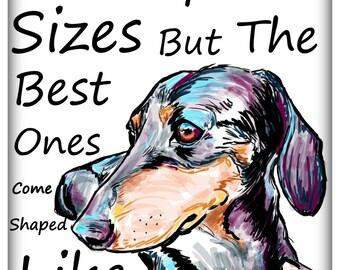 Best friends come shaped like wieners