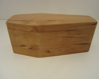 Halloween Coffin Great For Props, Decoration And or Candy