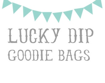 Jewellery Lucky Dip Goodie Bags