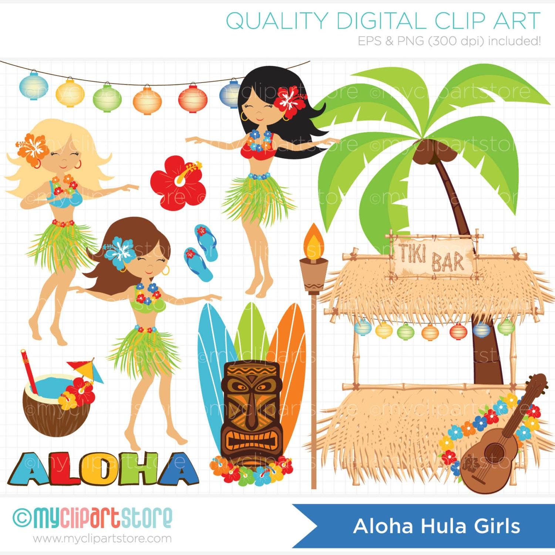 funny hawaiian clip art - photo #18