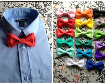 Bow ties for Men Fathers Day Bow tie Baby Boy bowtie Mens Bowties Fathers Day gift Photo Prop Holiday Shirt First Birthday Cake Smash Outfit