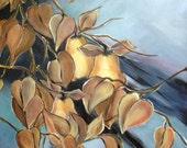 In A Pear Tree - original art