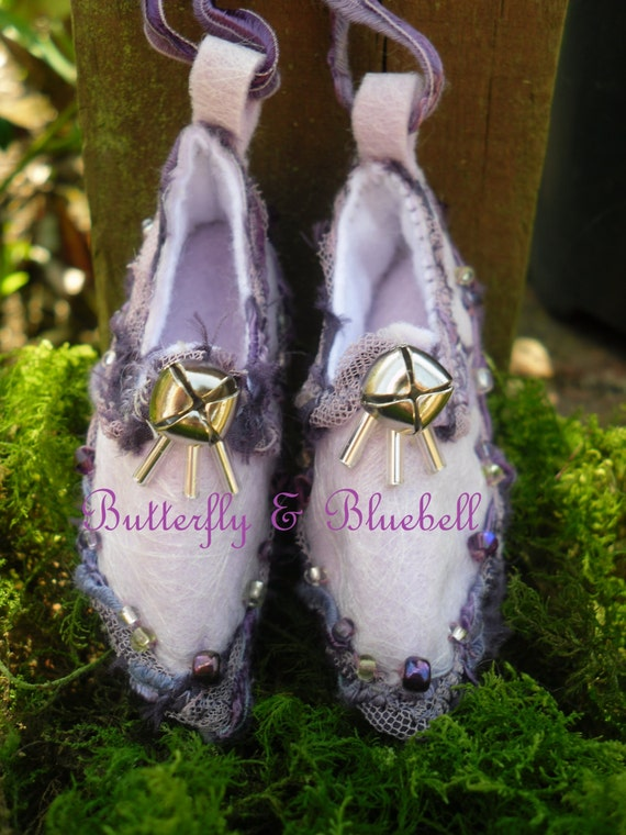 Magical fairy shoes