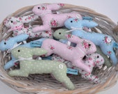 Hare rabbit hanger, lavender-scented