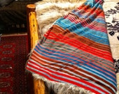 Forest Blanket (with zipper pocket)