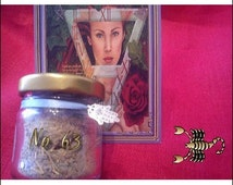No 63 Element of the Earth Incense. Bring you money, prosperity, abundance, stability, involve travel, instruction, freedom, learning
