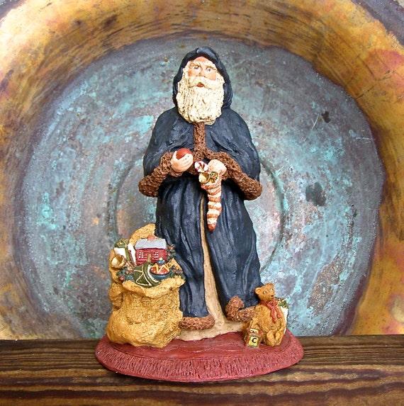 Sale vintage santa claus figurine by funkandmorevintage on