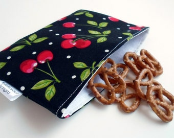 Reusable Snack Bags -- 20 Count Party Favor Pack - Eco Friendly