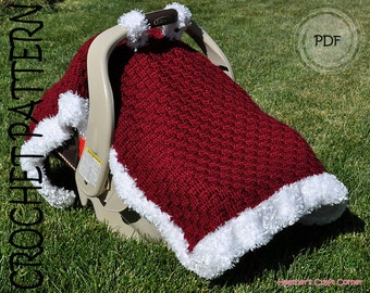 CROCHET CAR SEAT COVER PATTERNS